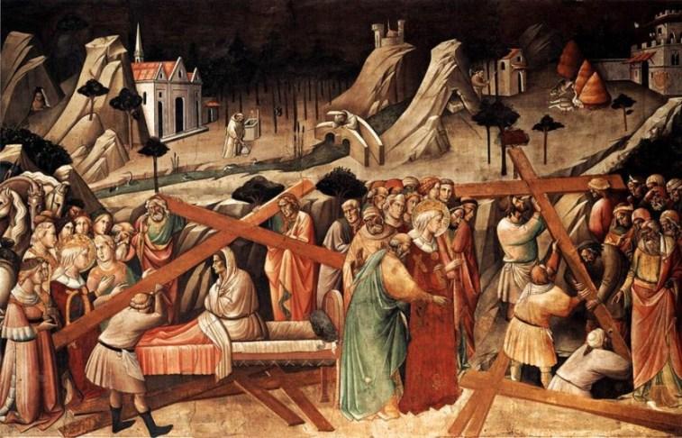 Gasirea Sfintei Cruci