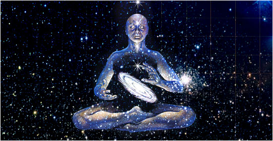 omul cosmic