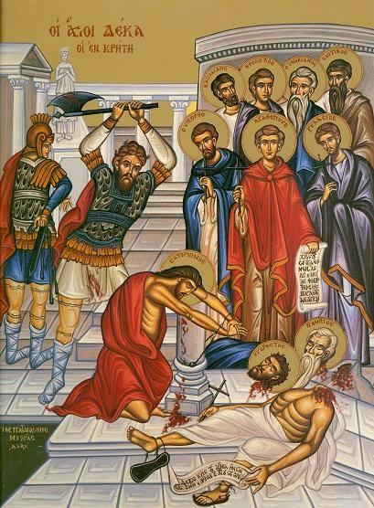 aflarea capului sf ioan botezatorul
